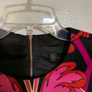 Ted Baker London Dresses - Ted Baker Midi art novu design.